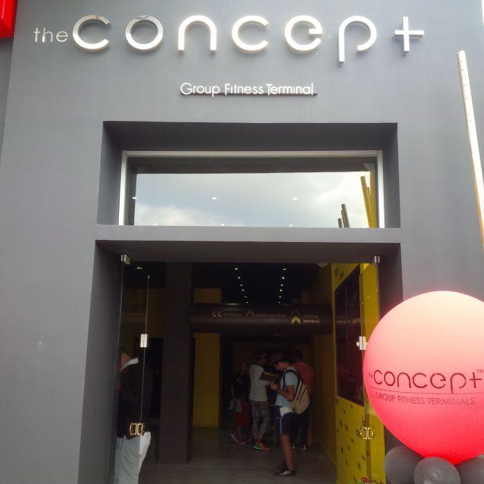 Concept gym – Ηλιουπολη